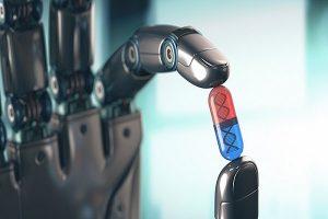 Ứng dụng robot trong ngành dược phẩm - Hóa dược Quí Long
